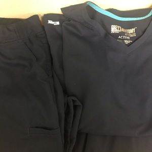 Greys Anatomy Scrubs ( Two Sets)